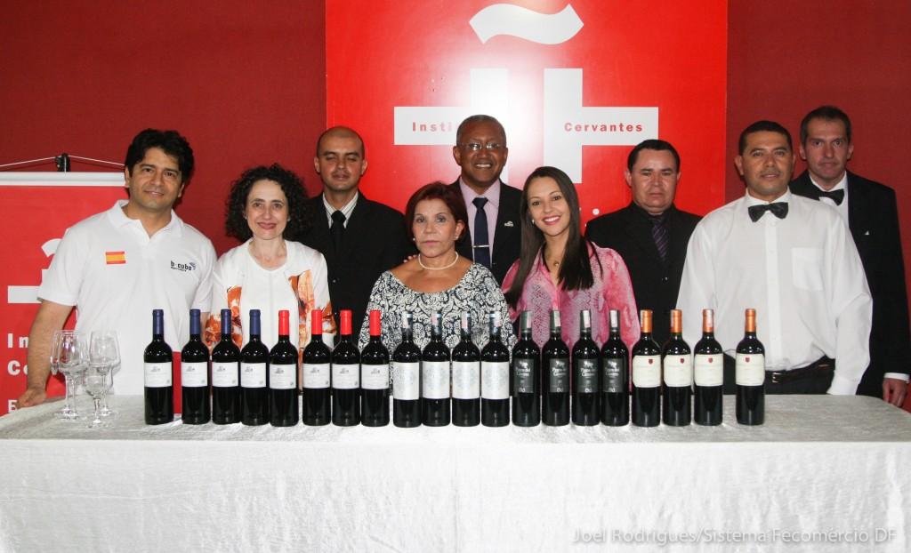 SENAC- Degustacao de vinho no Instituto Cervantes-13