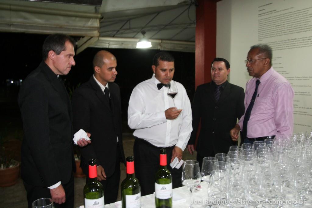 SENAC- Degustacao de vinho no Instituto Cervantes-35