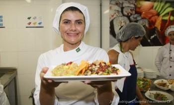 Senac- Encerramento de curso de gastronomia-13