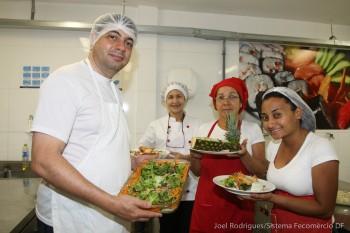 Senac- Encerramento de curso de gastronomia-17