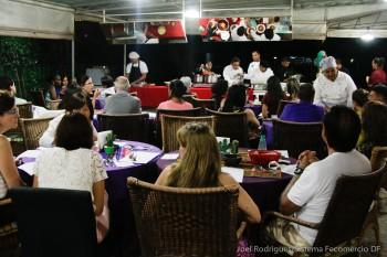 EDITADAS-Senac- Aula de gastronomia Instituto CERVANTES